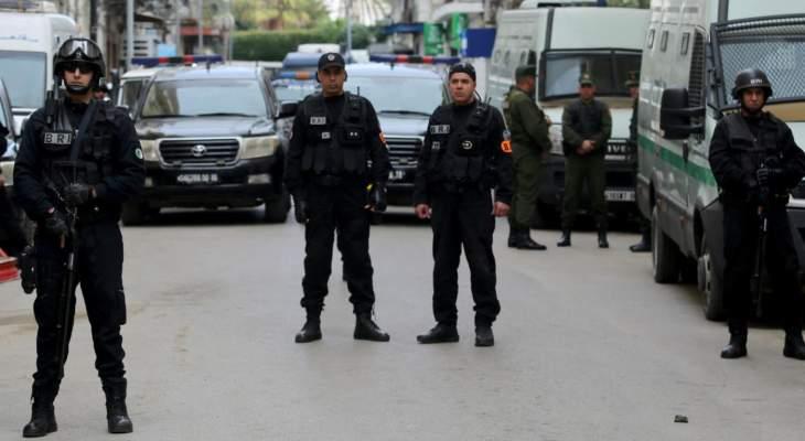 الشرطة الجزائرية أوقفت متورطين في إشعال الحرائق وآخرين ينتمون لجماعة انفصالية