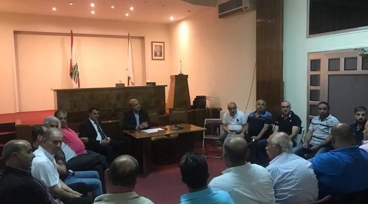 اجتماع لنقابة مربي الدواجن في البقاع بسبب أزمة التهريب عبر الحدود: لحماية الإنتاج المحلي