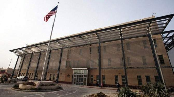 العربية: منظومة باتريوت تصدت لصاروخ بمحيط السفارة الأميركية في العراق