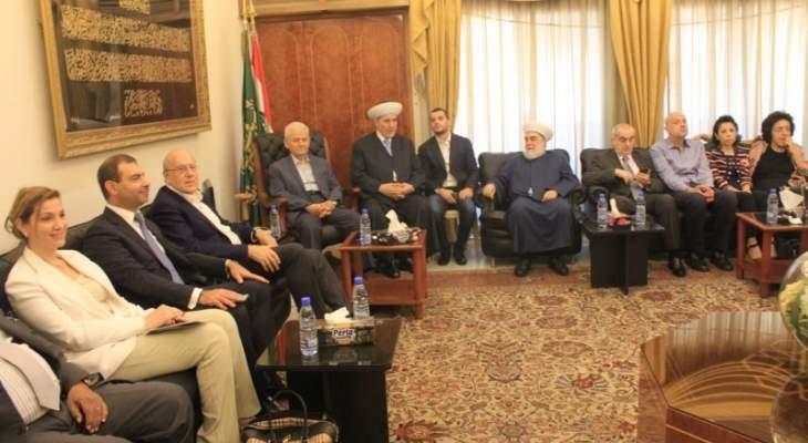 إنتهاء اعمال الفرز في إنتخابات المجلس الشرعي الإسلامي الأعلى في طرابلس والشمال