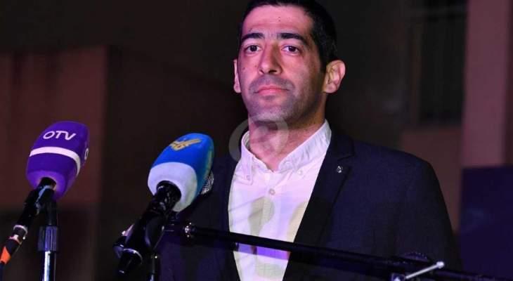 حنكش: كلام باسيل عن السعودية يعرّض اللبنانيين العاملين بالخليج للخطر