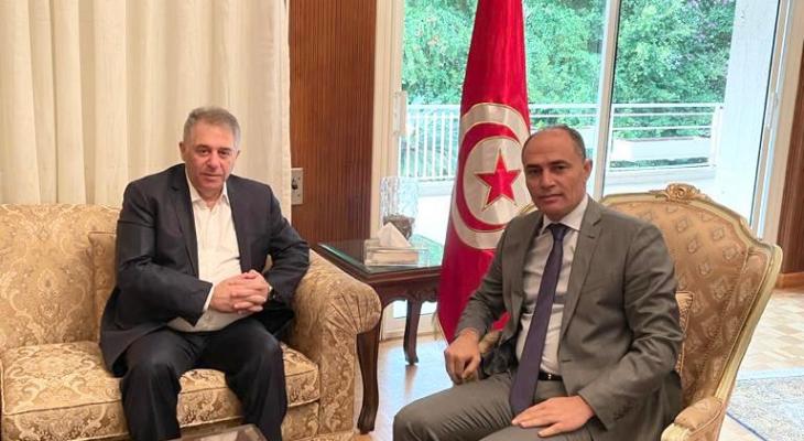 سفير فلسطين في لبنان: نقدر مواقف القيادة التونسية في دعم القضية والشعب الفلسطيني