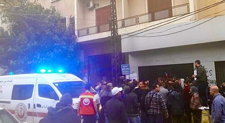 إصابة شخص بطعنات سكين نتيجة إشكال فردي في طرابلس