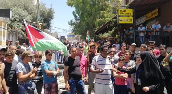 مُعالجة التراكمات بمنح الفلسطيني حقوقه الإنسانية والاجتماعية