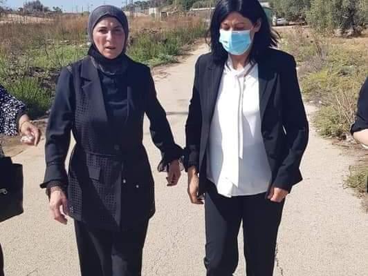 الجيش الإسرائيلي أطلق سراح الأسيرة الفلسطينية خالدة جرار