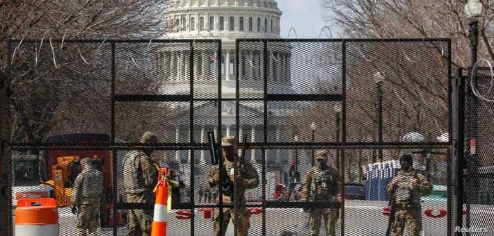 تقرير عن الهجوم على الكابيتول ينتقد استعدادات الشرطة وردة فعلها