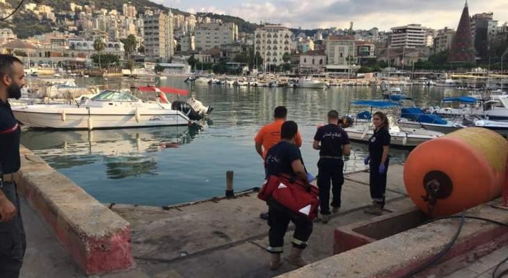 الدفاع المدني: إنقاذ مواطنة كانت تحاول الإنتحاء مقابل شاطئ ذوق مكايل