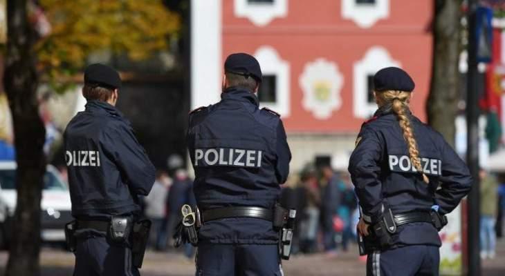 الشرطة النمساوية: 13 جريحا في حادثة اقتحام سيارة لسوق مكتظة بالناس