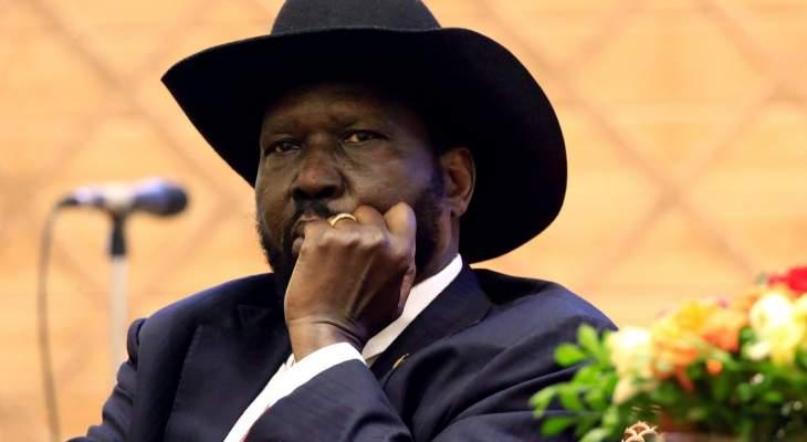 رئيس برلمان جنوب السودان يستقيل إثر اتهامات بالفساد وسوء الإدارة