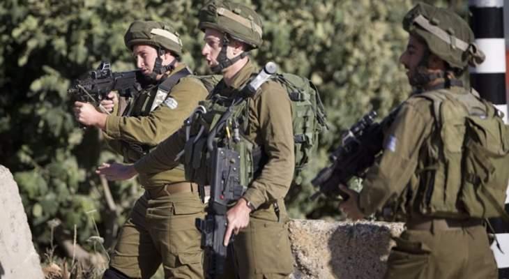 الجيش الإسرائيلي يطلق النار على فلسطينيين عند الحدود مع غزة