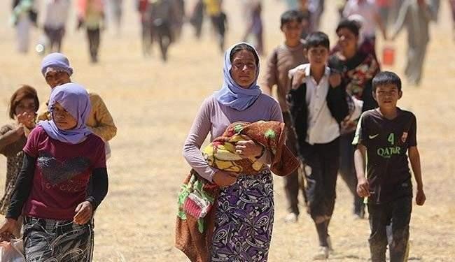 تحرير ثلاث من أصل مئات الإيزيديات المختطفات عند عائلات داعش في سوريا