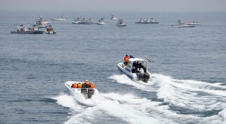 مسؤول بالحرس الثوري: الخليج الفارسي ملك لإيران ولا يمكن لأحد تزوير اسمه
