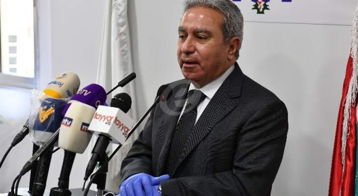المشرفيّة: نؤيّد ما قاله أرسلان بضرورة حسم تعيين قائد للشرطة القضائية