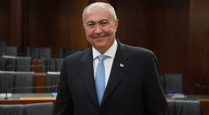 مخزومي: لبنان يتجه نحو النموذج الفنزويلي بفضل الطبقة السياسية الفاسدة