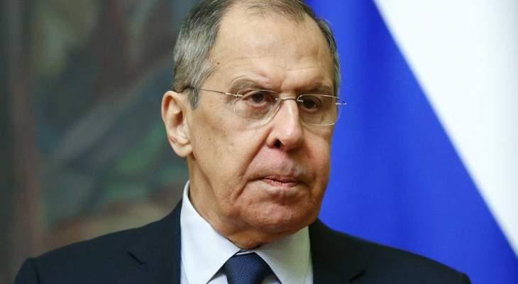 وزير خارجية روسيا ورئيس وزراء الكويت بحثا بضرورة مواصلة تطوير العلاقات بين البلدين