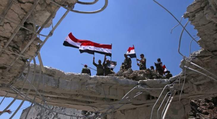 نائب اردني أمل بعودة السفراء مع سوريا في القريب العاجل
