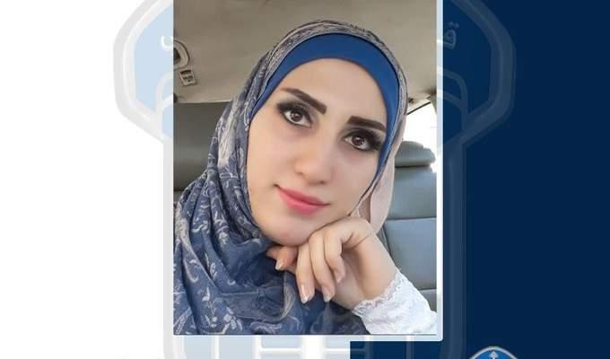 قوى الأمن عممت صورة مفقودة غادرت منزل ذويها ببعلبك في تشرين الثاني ولم تعد