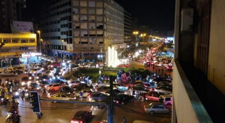 """النشرة: احتفالات سيارة لأنصار """"المستقبل"""" في طرابلس"""