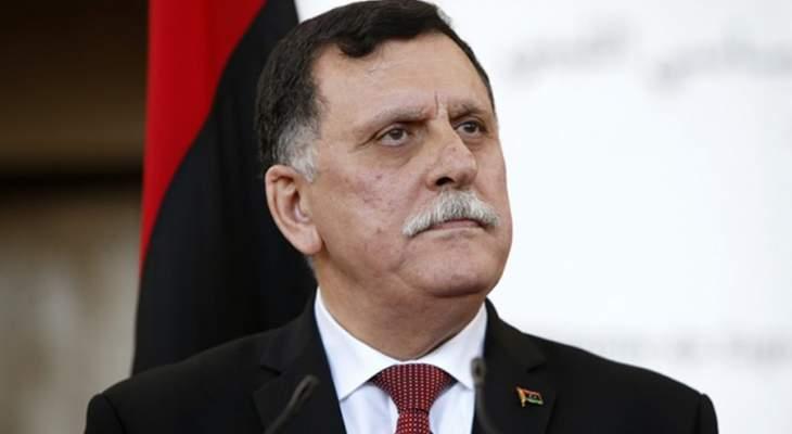 المجلس الرئاسي الليبي: السراج لن يلتقي حفتر لا في المستقبل القريب ولا البعيد