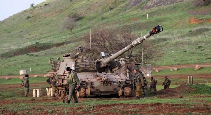 """الجيش الإسرائيلي: تمرين """"عاصفة البرق"""" حسّن استعدادنا لمواجهة حزب الله"""