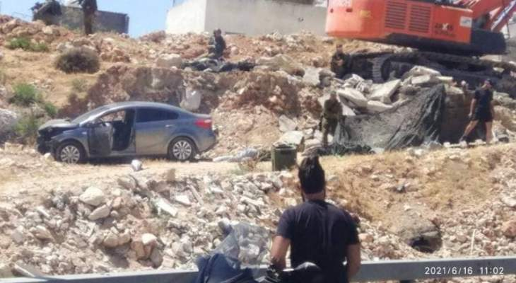 الجيش الاسرائيلي: مقتل فلسطينية خلال محاولتها تنفيذ عملية دهس وطعن مزدوجة قرب رام الله