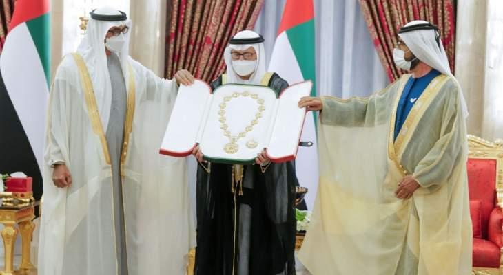 حاكم دبي: أنور قرقاش يغادر وزارة الخارجية للعمل كمستشار دبلوماسي لرئيس الدولة