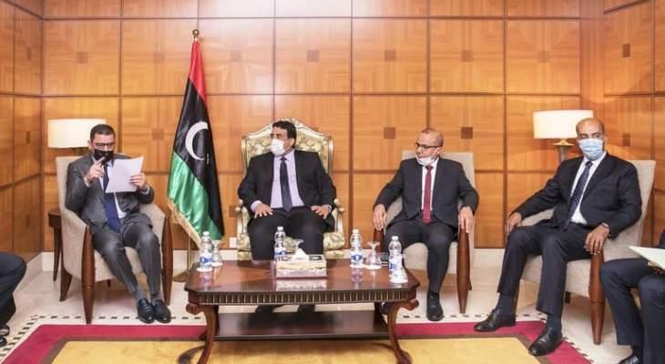 سفير الاتحاد الاوروبي بليبيا: أوروبا ستقدم الدعم الكامل للسلطة التنفيذية الجديدة