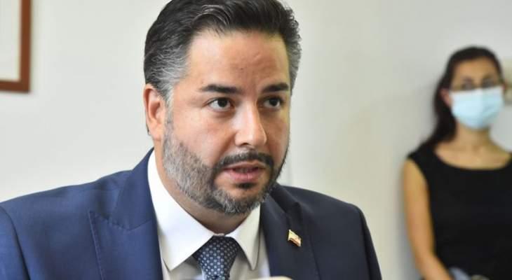 وزير الاقتصاد: لن نتساهل من ناحية المراقبة والعقاب مع اي مخالف لأصول التسعير