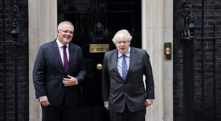 وزير التجارة الأسترالية: التوصل إلى اتفاق تجاري مع بريطانيا