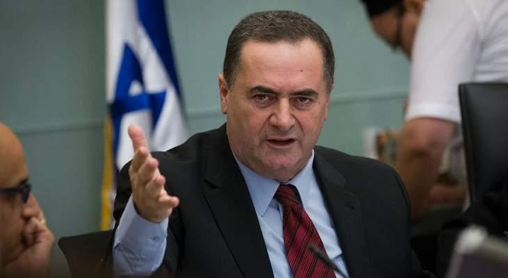 الخارجية الاسرائيلية: نتمنى خسارة كوربن في الانتخابات البريطانية