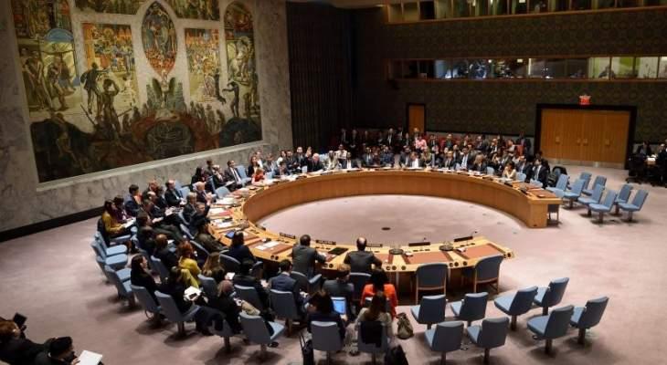 مجلس الأمن هدد بفرض عقوبات على منفذي الهجمات في مالي