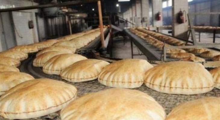 نقابات الأفران: لم نعد قادرين على تحمل الخسارة واتخذنا قرار التوقف عن توزيع الخبز