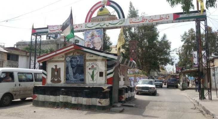 مصادر فلسطينية للأخبار:عرقلة بمشروع تعديل قيادة اللجنة الامنية بالمخيمات