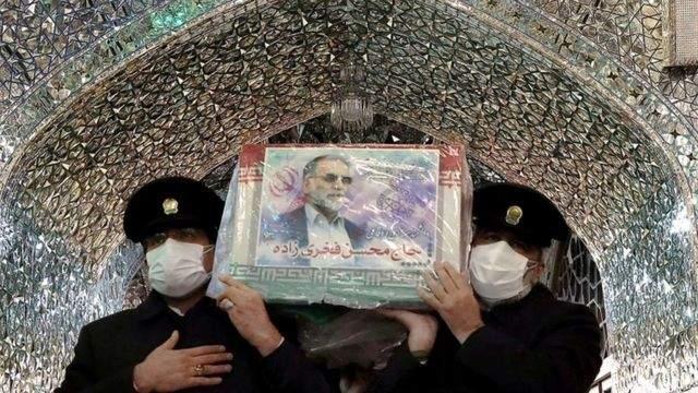 العالم النوويّ الإيرانيّ…. والردّ؟