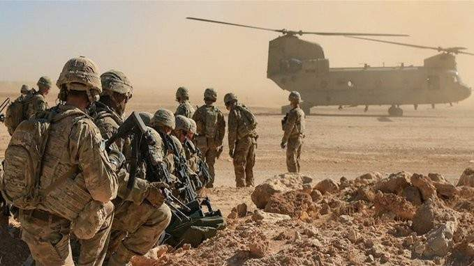 الجيش الأميركي شن غارة جوية ضد قياديين بتنظيم القاعدة شمال غرب سوريا