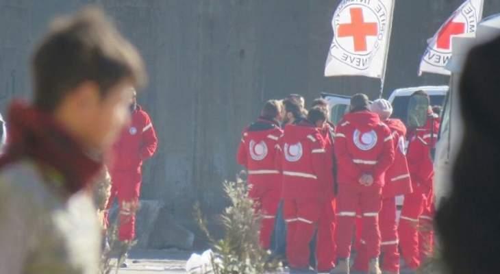 """الصليب الأحمر الدولي يبدي استعداده لمساعدة سوريا في مكافحة تفشي """"كورونا"""""""