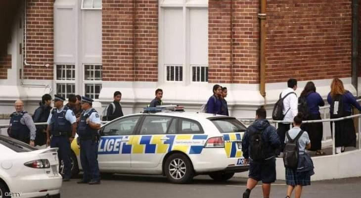 شرطة نيوزيلندا تطلق سراح أحد الموقوفين بالهجوم الإرهابي على مسجدين