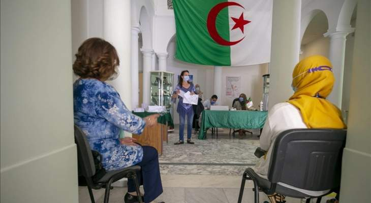 السلطة الوطنية للانتخابات بالجزائر: نسبة التصويت داخل الوطن بلغت 30.20%