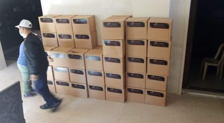 مؤسسة المجبر الاجتماعية وزعت حصصا غذائية ومساعدات طبية في جبيل والشمال