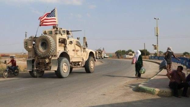 الغارديان: القوات الأميركية تغادر سوريا تحت وابل من السباب