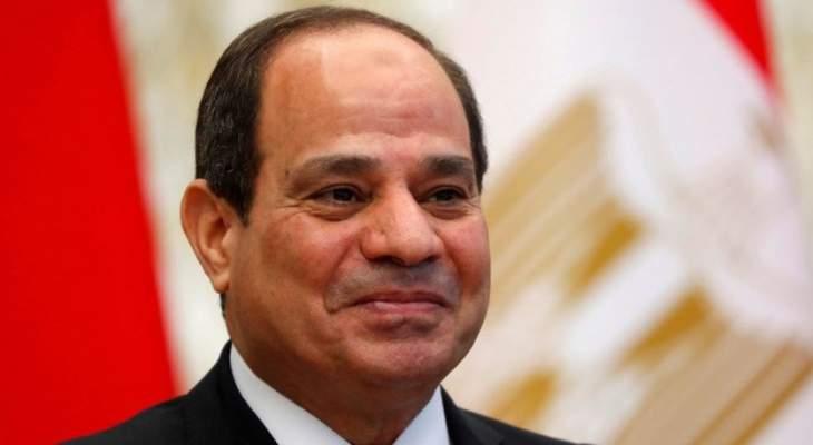السيسي: أمن الخليج مرتبط بأمن مصر القومي