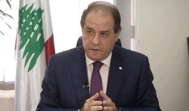 سجعان قزي: لقاء بكركي في الامس بين الراعي والحريري كان ايجابيا
