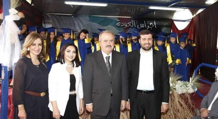 مدرسة يوسف سلمان شمعون الرسمية نظمت حفل تخرجها السنوي