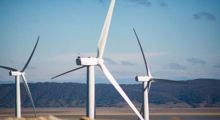 """ايران تطلق انتاج الكهرباء عبر الرياح: """"النشرة"""" في معامل شركة """"mapna"""""""