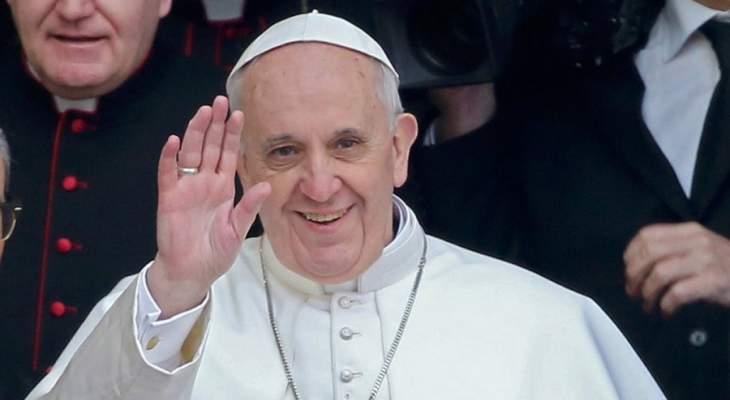البابا فرنسيس: لتوقيع ميثاق تربوي عالمي للأجيال الشابة