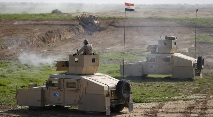 السلطات العراقية: إلقاء القبض على 8 إرهابيين في مناطق متفرقة من محافظة نينوى