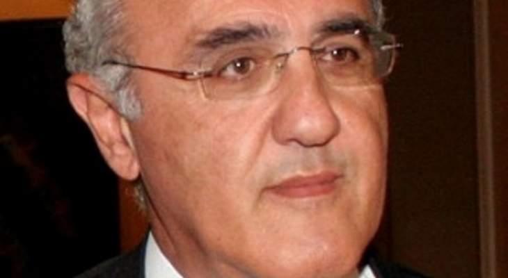 الهراوي: المطلوب من كافة القوى السياسية العمل على إنجاح المبادرة الفرنسية
