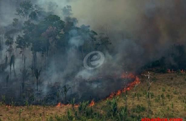 رئيسا البيرو وكولومبيا يقترحان عقد اجتماع عاجل بشأن حرائق الامازون