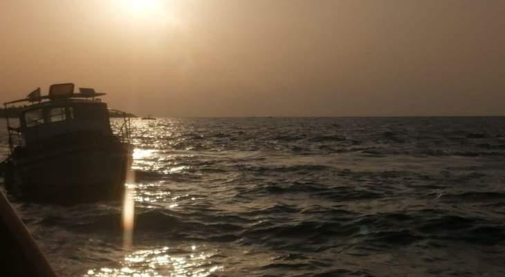 الدفاع المدني: سحب زورق صيد على متنه 3 أشخاص إلى ميناء جونية بعد تعطل محركه