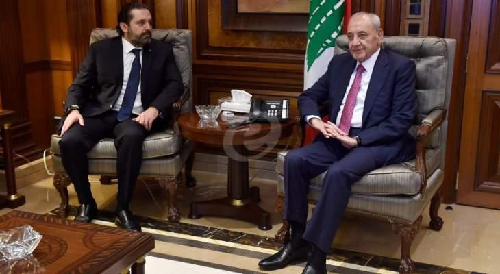 الحريري يبادل لبن العصفور بلسعة الدبور: مصطفى قبل أبو مصطفى